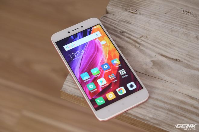Xiaomi Redmi 5A: Cuộc sống với một chiếc điện thoại 1.79 triệu
